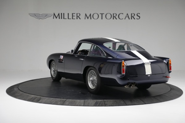 New 2018 Aston Martin DB4 GT for sale Call for price at Alfa Romeo of Greenwich in Greenwich CT 06830 4