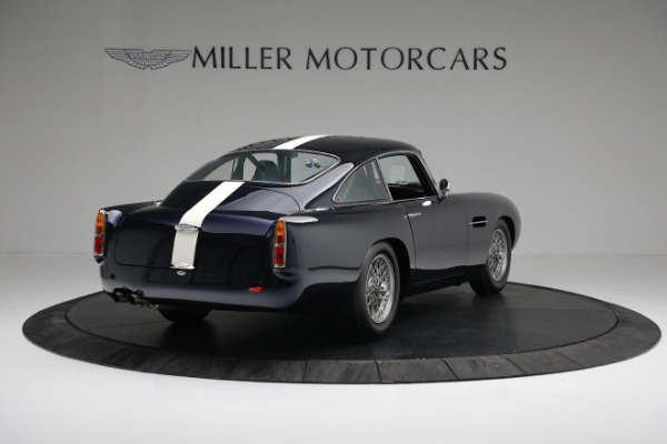 New 2018 Aston Martin DB4 GT for sale Call for price at Alfa Romeo of Greenwich in Greenwich CT 06830 6