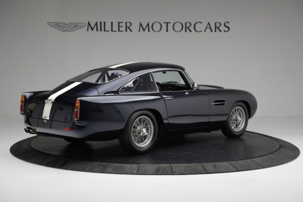 New 2018 Aston Martin DB4 GT for sale Call for price at Alfa Romeo of Greenwich in Greenwich CT 06830 7