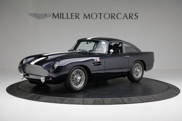 New 2018 Aston Martin DB4 GT Continuation Coupe for sale Call for price at Alfa Romeo of Greenwich in Greenwich CT 06830 1