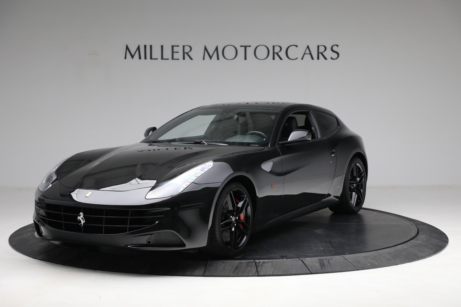 Used 2014 Ferrari FF for sale $144,900 at Alfa Romeo of Greenwich in Greenwich CT 06830 1