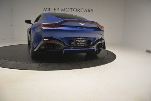 New 2019 Aston Martin Vantage for sale Sold at Alfa Romeo of Greenwich in Greenwich CT 06830 18