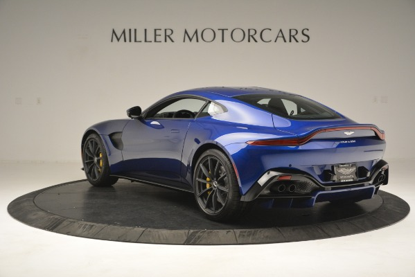 New 2019 Aston Martin Vantage for sale Sold at Alfa Romeo of Greenwich in Greenwich CT 06830 5