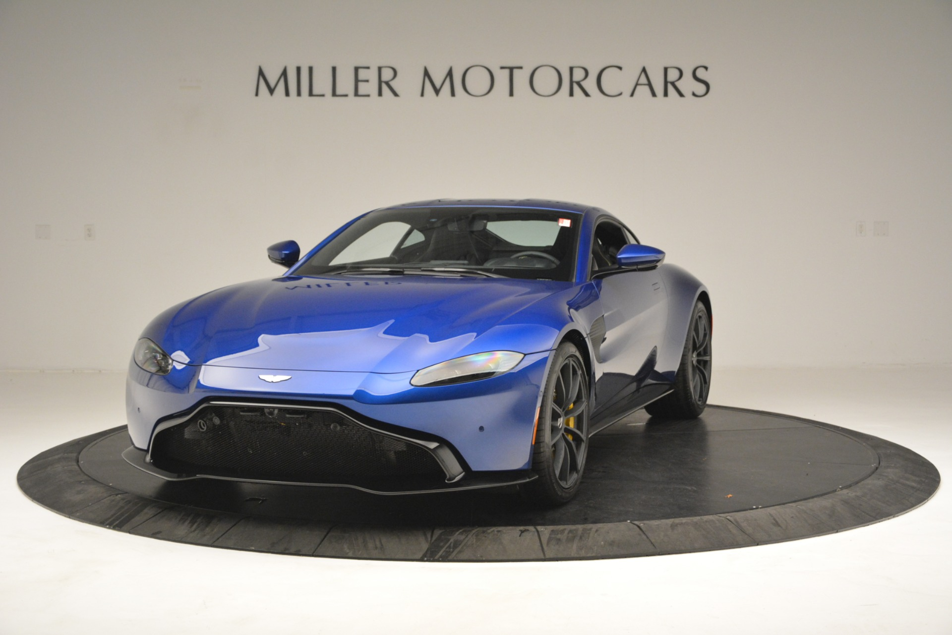 New 2019 Aston Martin Vantage for sale Sold at Alfa Romeo of Greenwich in Greenwich CT 06830 1