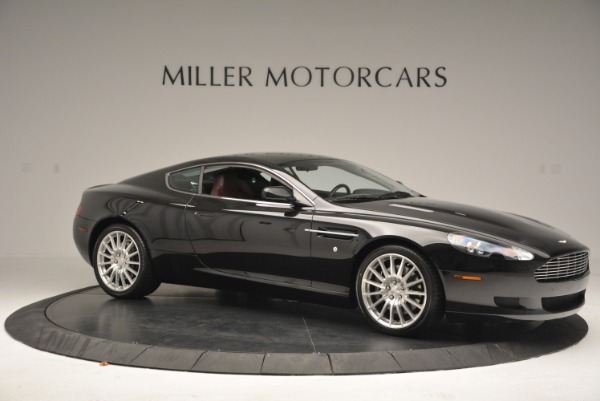 Used 2006 Aston Martin DB9 Coupe for sale Sold at Alfa Romeo of Greenwich in Greenwich CT 06830 10