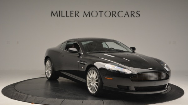 Used 2006 Aston Martin DB9 Coupe for sale Sold at Alfa Romeo of Greenwich in Greenwich CT 06830 11