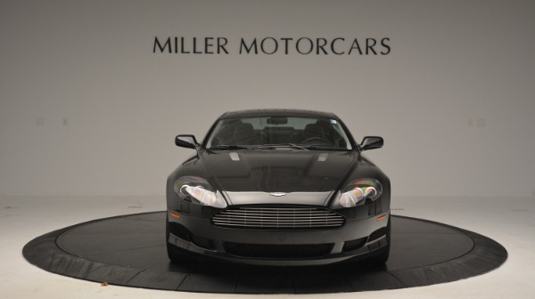 Used 2006 Aston Martin DB9 Coupe for sale Sold at Alfa Romeo of Greenwich in Greenwich CT 06830 12