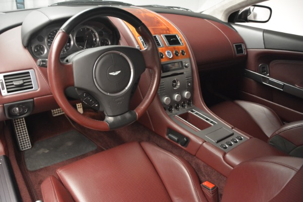 Used 2006 Aston Martin DB9 Coupe for sale Sold at Alfa Romeo of Greenwich in Greenwich CT 06830 14