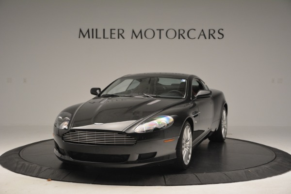 Used 2006 Aston Martin DB9 Coupe for sale Sold at Alfa Romeo of Greenwich in Greenwich CT 06830 2