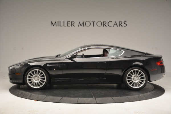Used 2006 Aston Martin DB9 Coupe for sale Sold at Alfa Romeo of Greenwich in Greenwich CT 06830 3