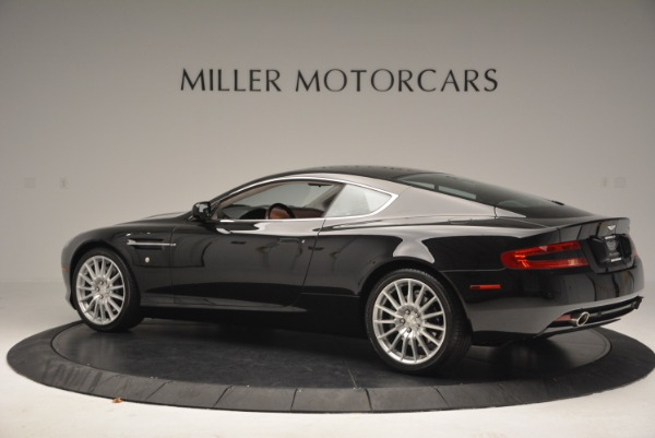 Used 2006 Aston Martin DB9 Coupe for sale Sold at Alfa Romeo of Greenwich in Greenwich CT 06830 4