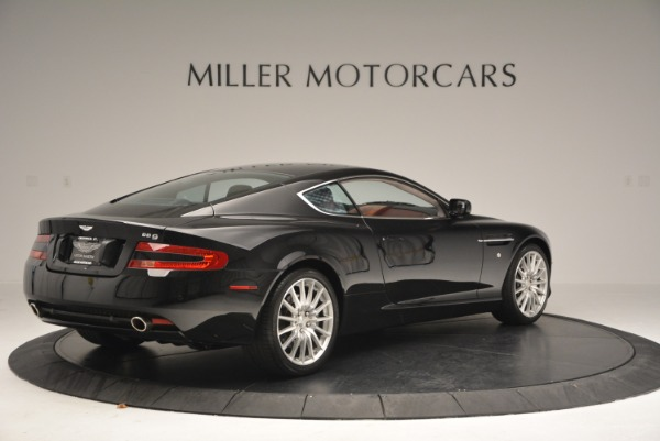 Used 2006 Aston Martin DB9 Coupe for sale Sold at Alfa Romeo of Greenwich in Greenwich CT 06830 8