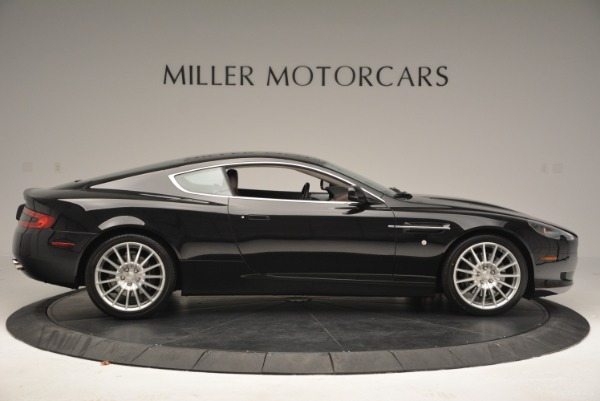 Used 2006 Aston Martin DB9 Coupe for sale Sold at Alfa Romeo of Greenwich in Greenwich CT 06830 9
