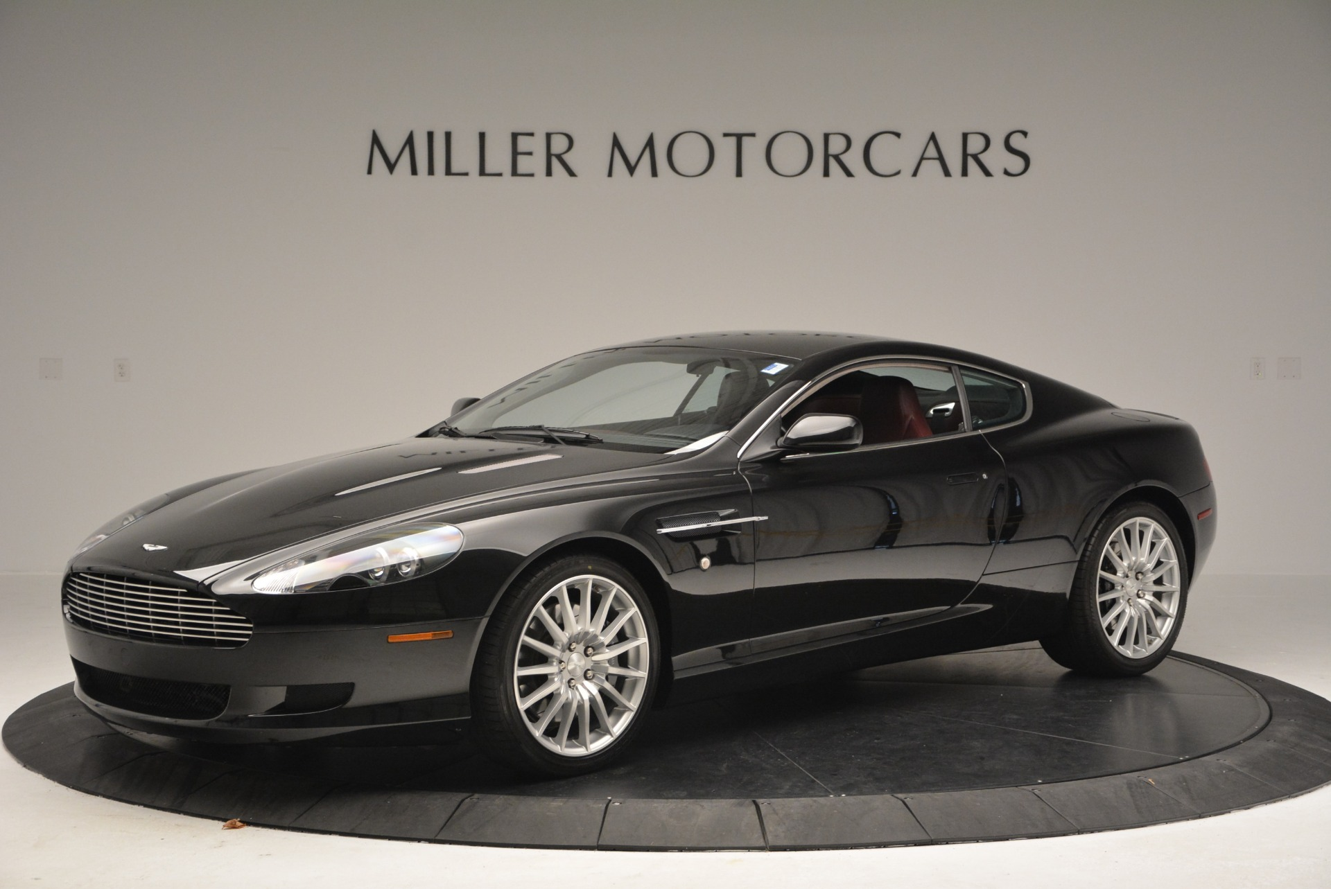 Used 2006 Aston Martin DB9 Coupe for sale Sold at Alfa Romeo of Greenwich in Greenwich CT 06830 1