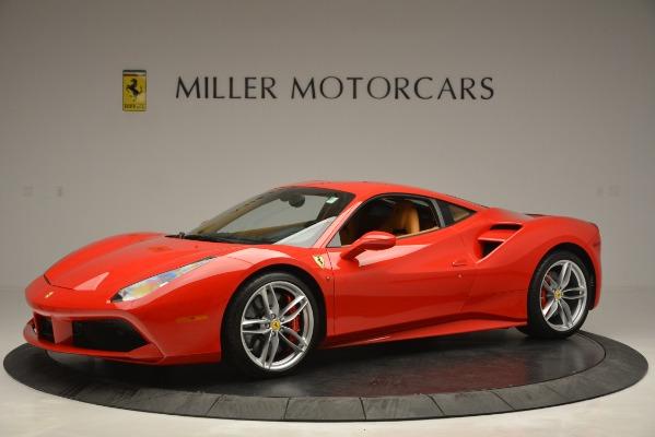 Used 2016 Ferrari 488 GTB for sale Sold at Alfa Romeo of Greenwich in Greenwich CT 06830 2