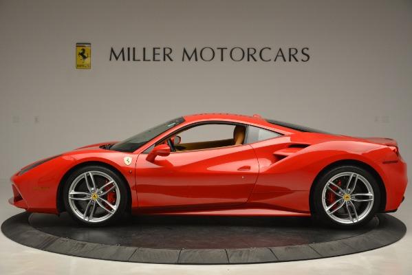 Used 2016 Ferrari 488 GTB for sale Sold at Alfa Romeo of Greenwich in Greenwich CT 06830 3
