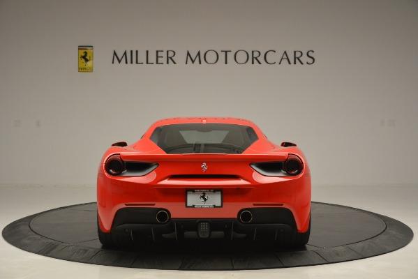 Used 2016 Ferrari 488 GTB for sale Sold at Alfa Romeo of Greenwich in Greenwich CT 06830 6