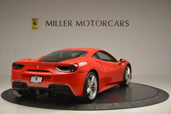 Used 2016 Ferrari 488 GTB for sale Sold at Alfa Romeo of Greenwich in Greenwich CT 06830 7