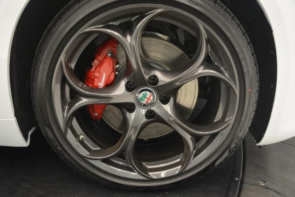 New 2019 Alfa Romeo Giulia Ti Sport Q4 for sale Sold at Alfa Romeo of Greenwich in Greenwich CT 06830 25