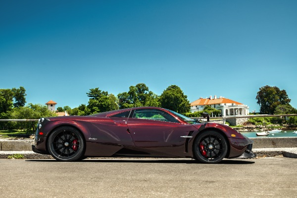 Used 2014 Pagani Huayra Tempesta for sale Call for price at Alfa Romeo of Greenwich in Greenwich CT 06830 3