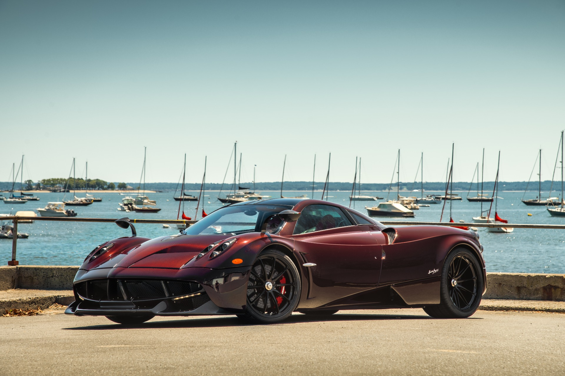 Used 2014 Pagani Huayra Tempesta for sale Call for price at Alfa Romeo of Greenwich in Greenwich CT 06830 1