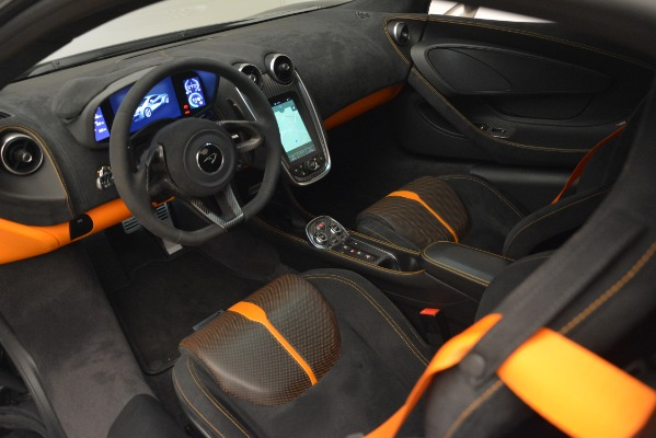 Used 2017 McLaren 570S Coupe for sale Sold at Alfa Romeo of Greenwich in Greenwich CT 06830 15