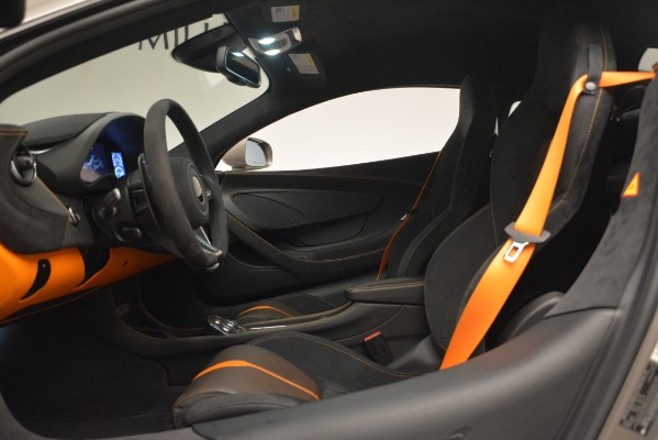 Used 2017 McLaren 570S Coupe for sale Sold at Alfa Romeo of Greenwich in Greenwich CT 06830 16