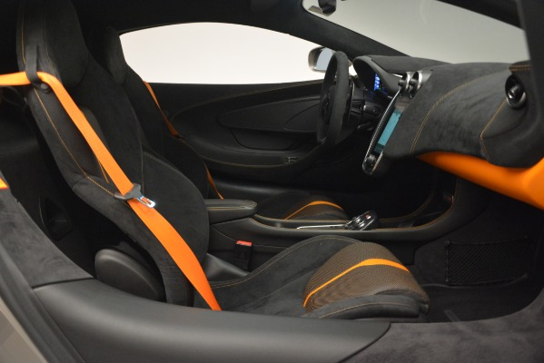 Used 2017 McLaren 570S Coupe for sale Sold at Alfa Romeo of Greenwich in Greenwich CT 06830 19