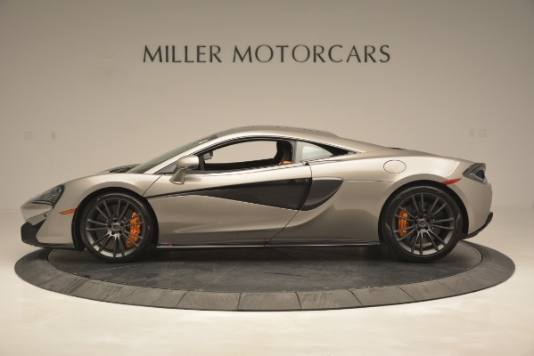 Used 2017 McLaren 570S Coupe for sale Sold at Alfa Romeo of Greenwich in Greenwich CT 06830 3