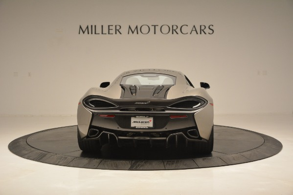 Used 2017 McLaren 570S Coupe for sale Sold at Alfa Romeo of Greenwich in Greenwich CT 06830 6
