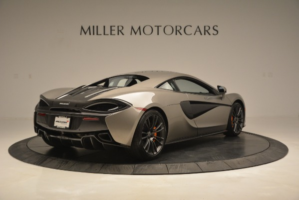 Used 2017 McLaren 570S Coupe for sale Sold at Alfa Romeo of Greenwich in Greenwich CT 06830 7
