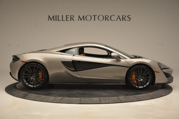 Used 2017 McLaren 570S Coupe for sale Sold at Alfa Romeo of Greenwich in Greenwich CT 06830 9