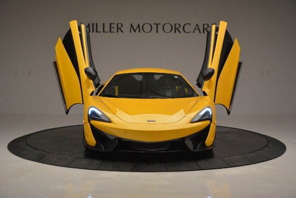 Used 2017 McLaren 570S for sale Sold at Alfa Romeo of Greenwich in Greenwich CT 06830 13