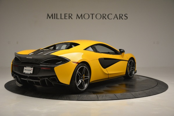 Used 2017 McLaren 570S for sale Sold at Alfa Romeo of Greenwich in Greenwich CT 06830 7