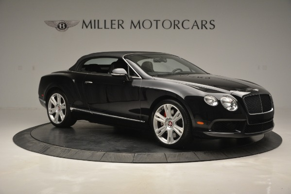 Used 2014 Bentley Continental GT V8 for sale Sold at Alfa Romeo of Greenwich in Greenwich CT 06830 16