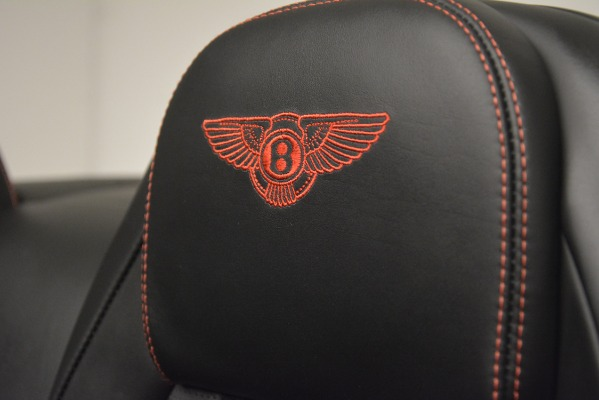 Used 2014 Bentley Continental GT V8 for sale Sold at Alfa Romeo of Greenwich in Greenwich CT 06830 20