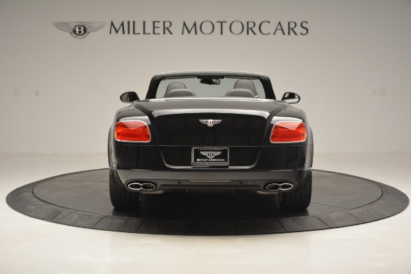 Used 2014 Bentley Continental GT V8 for sale Sold at Alfa Romeo of Greenwich in Greenwich CT 06830 6