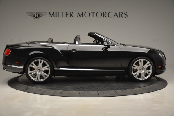 Used 2014 Bentley Continental GT V8 for sale Sold at Alfa Romeo of Greenwich in Greenwich CT 06830 9