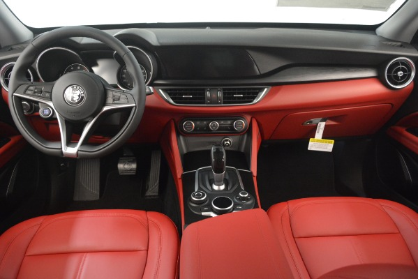 New 2019 Alfa Romeo Stelvio Q4 for sale Sold at Alfa Romeo of Greenwich in Greenwich CT 06830 16