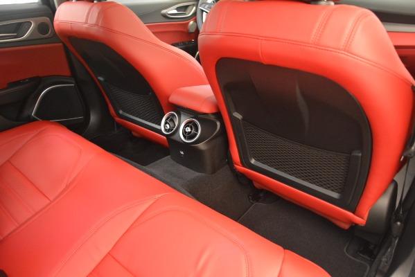 New 2019 Alfa Romeo Giulia Ti Sport Q4 for sale Sold at Alfa Romeo of Greenwich in Greenwich CT 06830 22