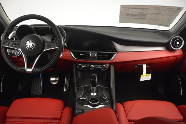 New 2019 Alfa Romeo Giulia Ti Sport Q4 for sale Sold at Alfa Romeo of Greenwich in Greenwich CT 06830 16