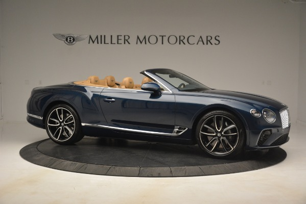 New 2020 Bentley Continental GTC for sale Sold at Alfa Romeo of Greenwich in Greenwich CT 06830 10