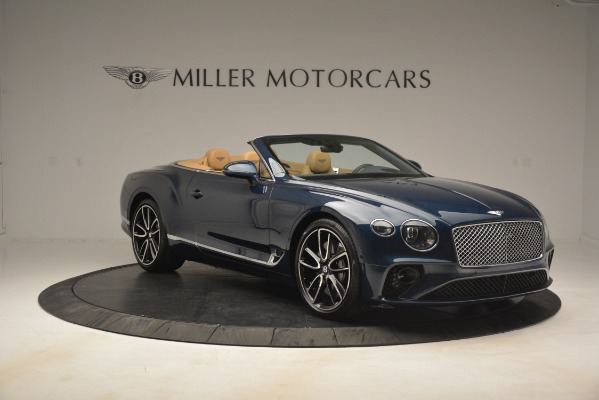 New 2020 Bentley Continental GTC for sale Sold at Alfa Romeo of Greenwich in Greenwich CT 06830 11