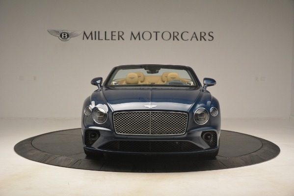 New 2020 Bentley Continental GTC for sale Sold at Alfa Romeo of Greenwich in Greenwich CT 06830 12