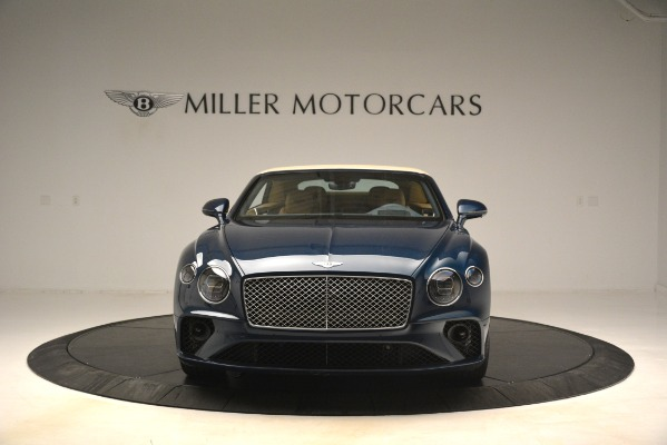 New 2020 Bentley Continental GTC for sale Sold at Alfa Romeo of Greenwich in Greenwich CT 06830 13