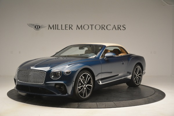New 2020 Bentley Continental GTC for sale Sold at Alfa Romeo of Greenwich in Greenwich CT 06830 14