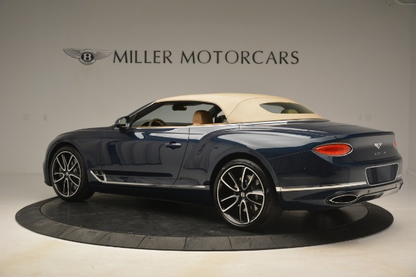 New 2020 Bentley Continental GTC for sale Sold at Alfa Romeo of Greenwich in Greenwich CT 06830 15