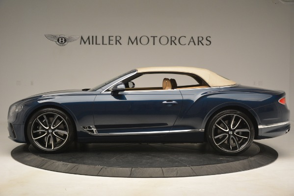 New 2020 Bentley Continental GTC for sale Sold at Alfa Romeo of Greenwich in Greenwich CT 06830 16