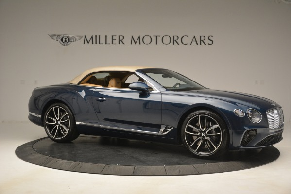 New 2020 Bentley Continental GTC for sale Sold at Alfa Romeo of Greenwich in Greenwich CT 06830 19