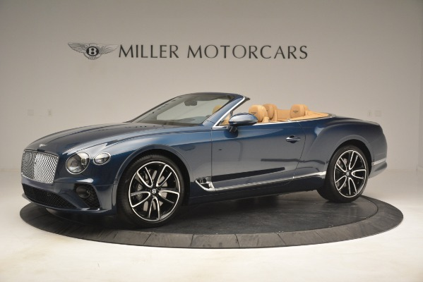 New 2020 Bentley Continental GTC for sale Sold at Alfa Romeo of Greenwich in Greenwich CT 06830 2